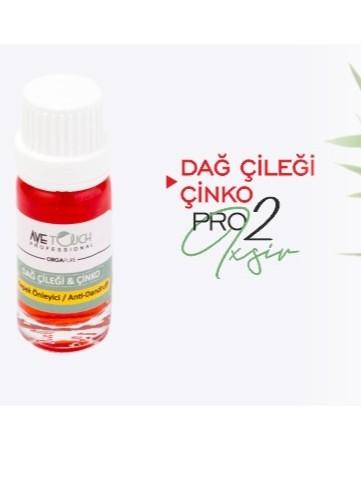 Dağ Çileği & Çinko Kepek Önleyici / Anti Dandruff